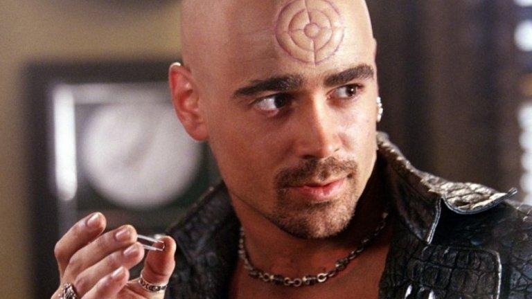 Фарел и преди е играл комиксов злодей - беше в кожата на наемния убиец Bullseye във филма Daredevil (2003 г.) с Бен Афлек.