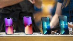 Дисплеят на iPhone 13 не може да бъде сменен, без да спре да работи Face ID