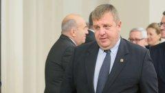 Военният министър ще трябва да плати до 300 лв. глоба