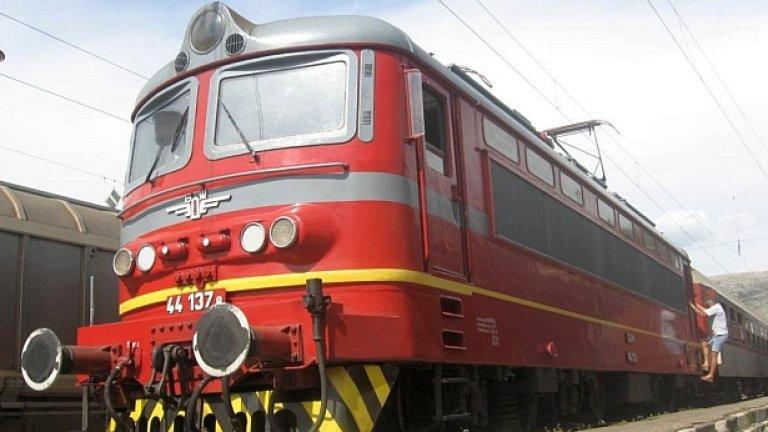 Стачката на железничарите е срещу готвените съкращения в железниците...