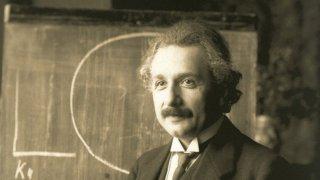 Мит: Алберт Айнщайн е имал двойки по математика