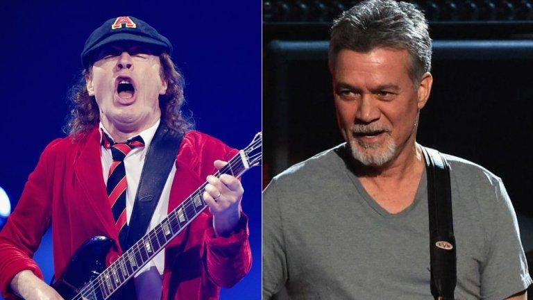 Легендарните братя в рока и метъла