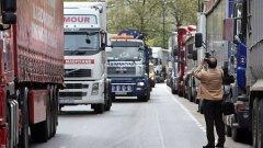 Камионите ще трябва да се прибират по веднъж на 8 седмици в държавата, в която са регистрирани