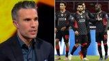 Робин ван Перси: Ливърпул извади късмет срещу Аякс