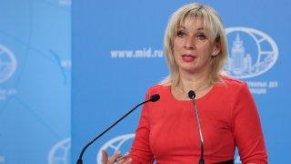 """""""Кога най-накрая ЕС ще си наложи санкции?"""", пита риторично Захарова"""
