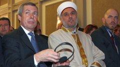 Американският посланик Джеймс Уорлик поздрави преизбрания главен мюфтия Мохамед Хаджи