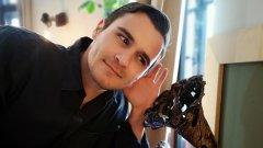 Юлиан Костов и желанието да помагаш на други български актьори да пробият на световната сцена