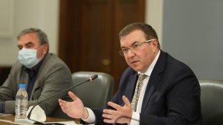 Вече е създаден координационен съвет за изпълнение на Националния план за ваксините, който се оглавява от проф. д-р Красимир Гигов.