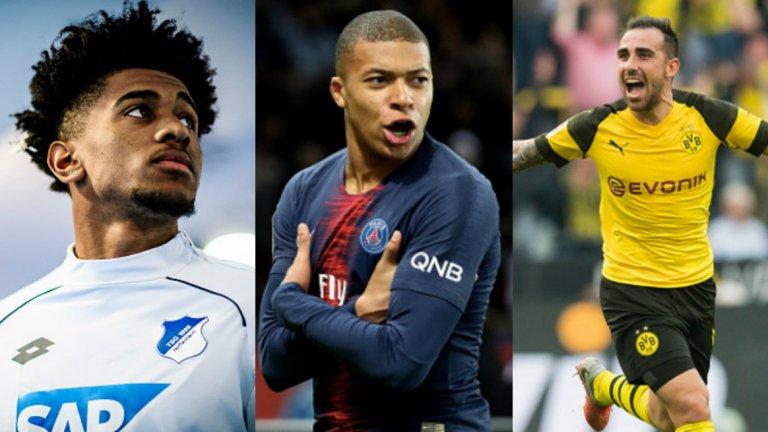 Вижте футболистите с най-добра статистика за голове средно на мач в галерията...