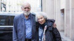 Писателят Греъм Гибсън си отиде на 85-годишна възраст