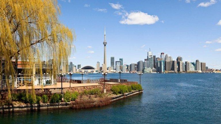 7 (1). Торонто (Канада) - общ рейтинг 97.2 от 100