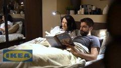Спалнята е много повече от място за почивка, а затова надълго и нашироко могат да разказват Антон и Темз.