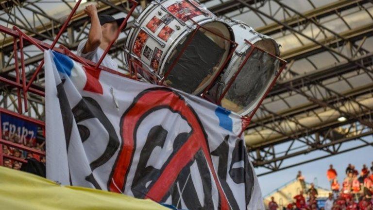 Символът е на всички полски стадиони.