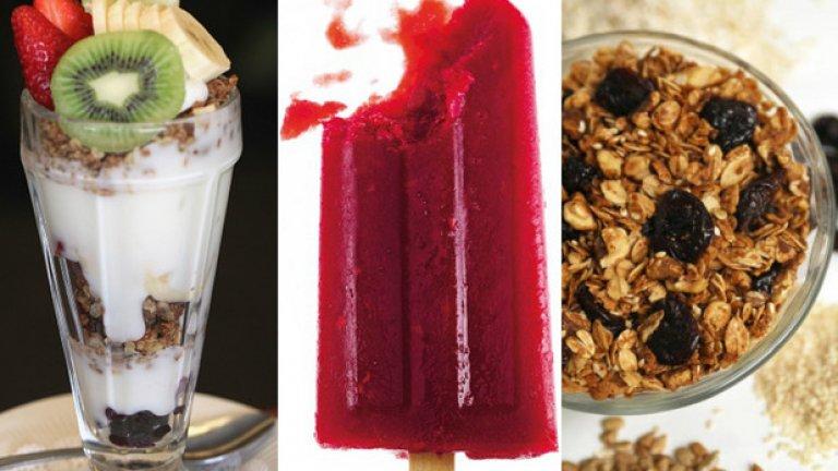 8 вкусни храни, богати на въглехидрати, които ще ви помогнат да отслабнете. Опитайте ги...