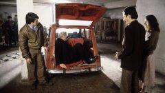 """Отвличането на бившия премиер Алдо Моро беше пресъздадено във филма """"Случаят Моро"""" от 1986 г."""