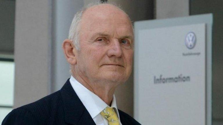 Все още няма данни напускането на предишния шеф Фердинанд Пиех да е свързано с дизеловия скандал