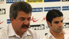 Трябваше ли Тодор Батков да остави Георги Иванов начело на Левски?