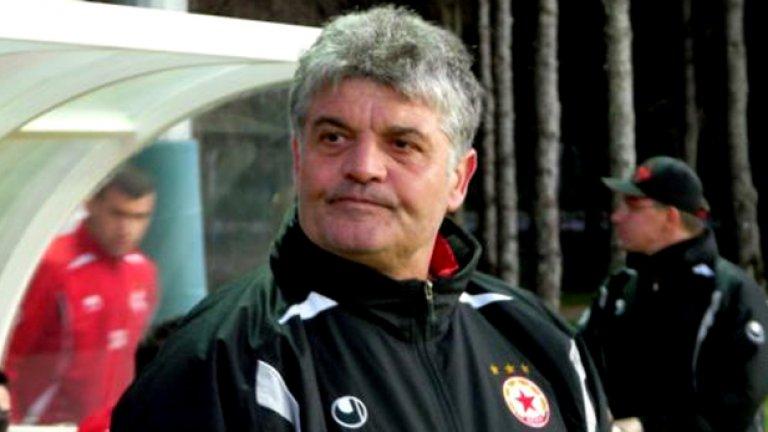 Румънският треньор на ЦСКА Йоан Андоне може и да не изпълни договора си с армейците гласят последните новини от родината му