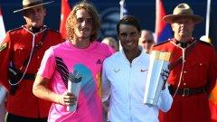 Циципас стана първият грък с победа в основната схема на Откритото първенство на Австралия при мъжете.