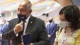 Деница Желева първо даде положителна проба след завръщането на делегацията от Брюксел