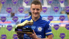 """Варди спечели """"Златната обувка"""" и изпревари легенда на Челси"""