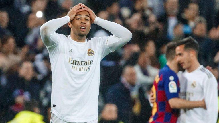 Играч на Реал е с коронавирус