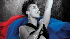 Алиша Кийс ще пее на церемонията по откриването на финала на Шампионската лига