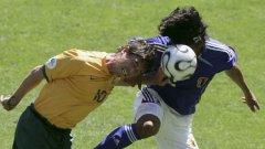 Макар и вече на 32 години, Хари Кюъл отново е основният коз на австралийците срещу Япония, както беше при победата с 3:1 на Мондиал 2006
