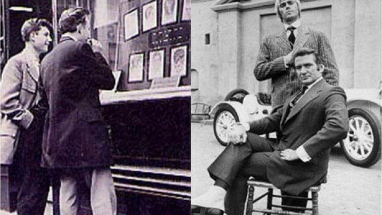 Модни тенденции от началото на 50-те