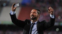 Симеоне е сигурен, че Реал ще вземе титлата през следващия сезон