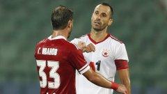 Двете ЦСКА-та играха един срещу друг и в началото на миналата кампания