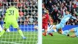 Титаничен Салах не стигна на Ливърпул в шоуто срещу Сити