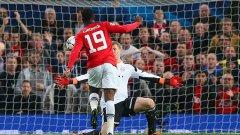 Юнайтед игра достойно и в двата мача срещу Байерн, но отпадна
