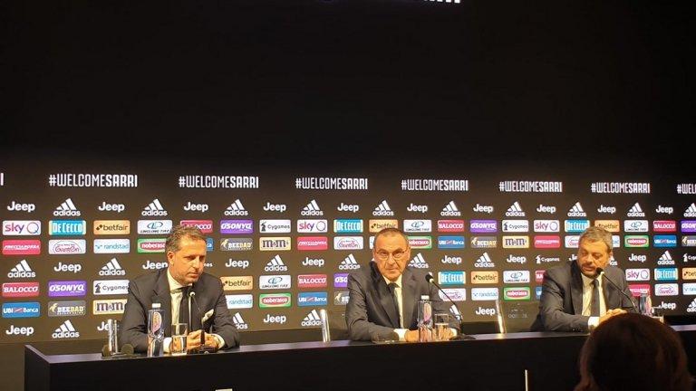 Назначаването на Маурицио Сари засега не оказва добро въздействие върху Роналдо