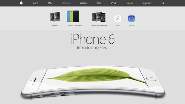 Трагедия с размера на новия iPhone (галерия)