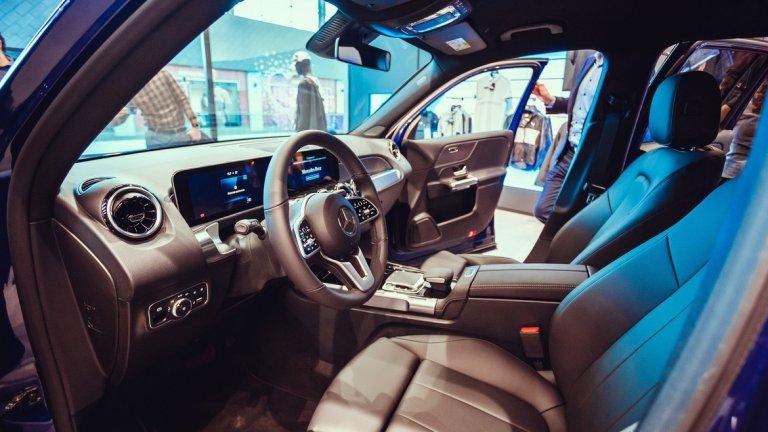 Силвър Стар представи на българския пазар новия Mercedes-Benz GLB