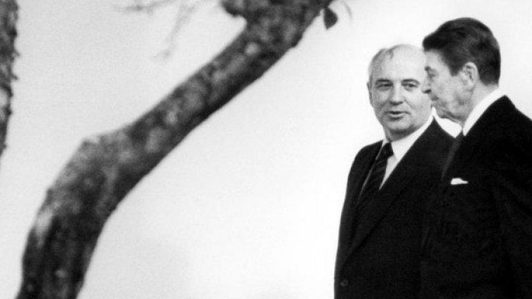 Като последния президент на СССР Михаил Горбачов изтегли съветските войски от Афганистан през 1989-а - след близо 10-годишна война...