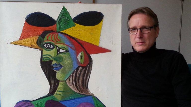 Защо Артър Бранд описва света на изкуството като прогнил и как протича едно разследване на откраднати картини за милиони долари