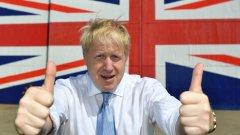 """Британският премиер е """"уверен"""", че ЕС ще се съгласи на нова сделка. Но не изключва алтернативата."""
