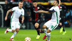 Лудогорец се падна в група с ЦСКА в Лига Европа