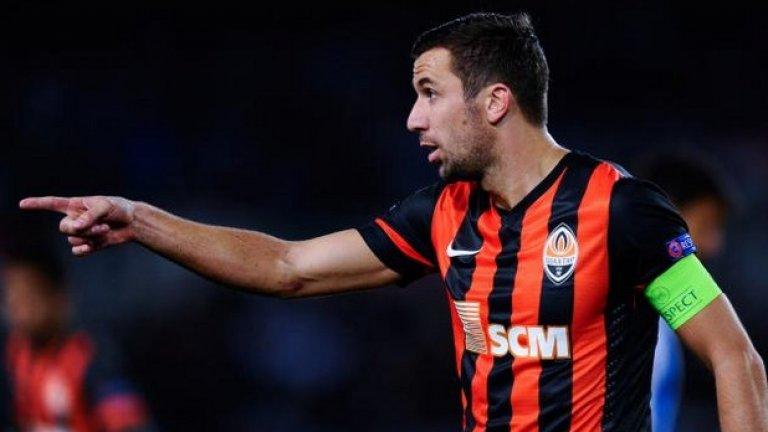 Дарио Сърна Създаде 11 положения за съотборниците си в груповата фаза на Шампионската лига.