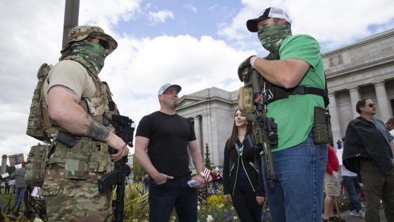 Крайнодесният екстремизъм набира все повече популярност