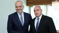 Относно Северна Македония премиерът заяви, че позицията на страната ни остава в подкрепа на Скопие