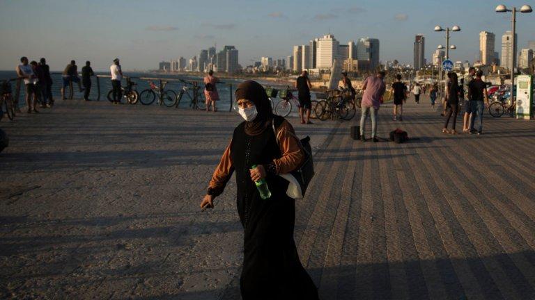 Тел Авив    И в Израел пандемията е оставила своя отпечатък, макар и през март Тел Авив да беше на същото ниво в класацията. В градовете се забелязва, че основните хранителни продукти до голяма степен запазват цените си, докато продуктите за лична хигиена, тютюнът и алкохолът са се повишили.