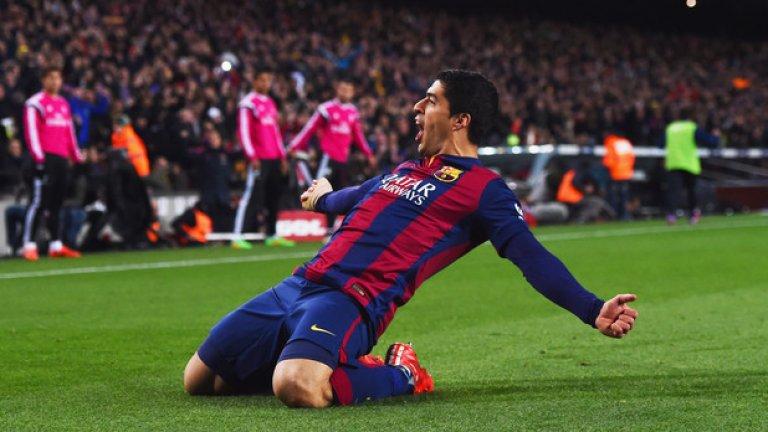 5. Луис Суарес: От Ливърпул в Барселона, 81,72 млн. евро (2014 г.)