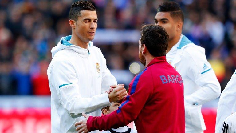 """""""Кристиано има малко от страстта на Марадона, но не и Меси"""""""