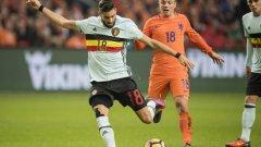 Дербито на Бенелюкс между Холандия и Белгия завърши без победител 1:1.
