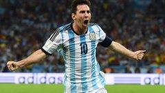 Меси иска световната титла за феновете на Аржентина