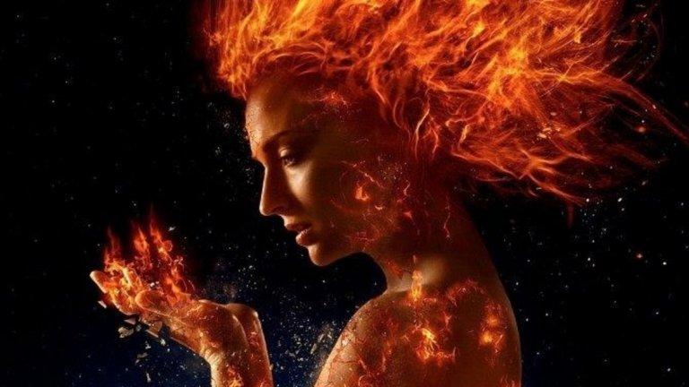 """7. X-Men Dark Phoenix (2 ноември)  Софи Търнър (Санса Старк от """"Игра на тронове"""") ще изиграе основния персонаж в поредния филм за мутантите от X-Men. Търнър отново ще бъде младата Джийн Грейн, която има телепатски и телекинетични способности. Филмът ще разкаже за това как тя се превръща в заплаха, след като е обсебена от космическата сила Феникс. Първият опит за филмиране на историята в """"X-Men: The Last Stand"""" беше провал. Може би е прекалено рано да ни занимават пак с Феникса и не сме особени оптимисти, но дано поне този път се получи читав филм. В него ще видим отново и Джеймс Макавой (Проф. X), Дженифър Лорънс (Мистик) и Майкъл Фасбендър (Магнито)."""