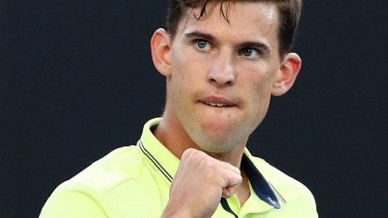 Тийм е бил зле още по време на Откритото първенство на Австралия.